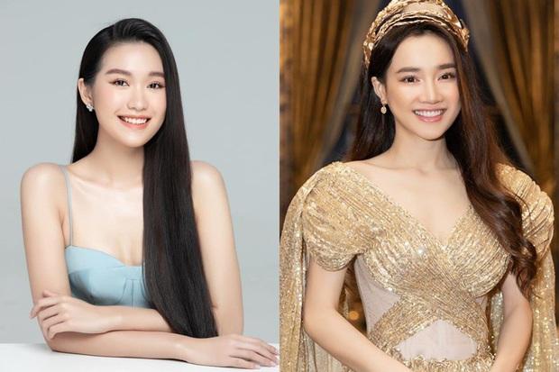 4 thí sinh Hoa hậu Việt Nam 2020 gây sốt vì giống dàn sao hot: Hết na ná Jennie (BLACKPINK) đến bản sao Đặng Thu Thảo - Ảnh 15.