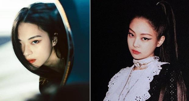 4 thí sinh Hoa hậu Việt Nam 2020 gây sốt vì giống dàn sao hot: Hết na ná Jennie (BLACKPINK) đến bản sao Đặng Thu Thảo - Ảnh 7.