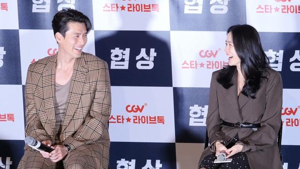 Nghe tin Hyun Bin - Son Ye Jin hẹn hò, lại giở ra ôn lại loạt khoảnh khắc mùi mẫn của anh chị nhà - Ảnh 6.