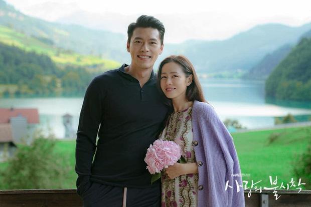 Nghe tin Hyun Bin - Son Ye Jin hẹn hò, lại giở ra ôn lại loạt khoảnh khắc mùi mẫn của anh chị nhà - Ảnh 7.