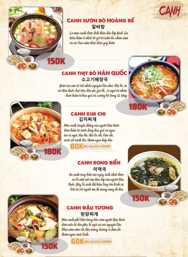 Loạt món ăn đặc sản từ Hàn Quốc sang Việt Nam có giá bình dân dành riêng cho hội thích ăn ngon nhưng vẫn muốn tiết kiệm - Ảnh 6.