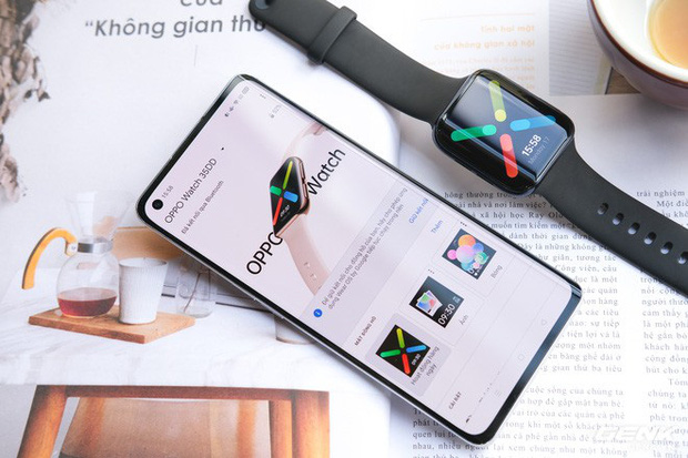 So sánh Galaxy Watch3, OPPO Watch và Apple Watch Series 5, bạn chọn smartwatch nào? - Ảnh 13.