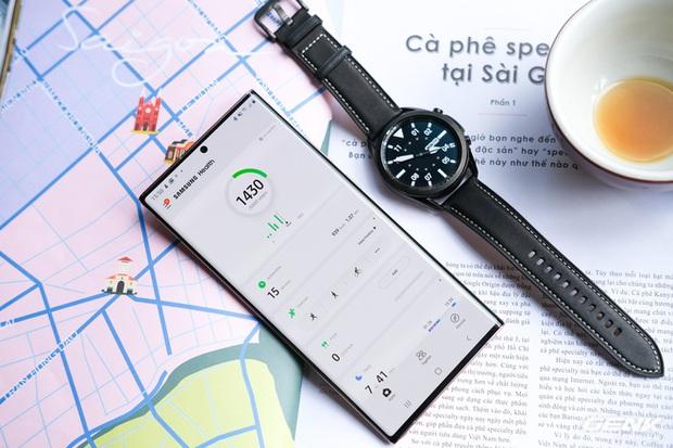So sánh Galaxy Watch3, OPPO Watch và Apple Watch Series 5, bạn chọn smartwatch nào? - Ảnh 16.