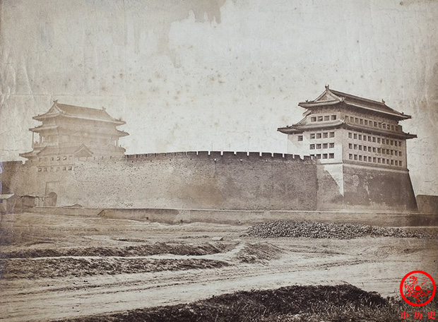 Loạt ảnh cũ quý giá nhất cuối thời nhà Thanh: Diện mạo của Tử Cấm Thành từ 160 năm trước và cuộc sống người dân được khắc họa rõ nét - Ảnh 4.