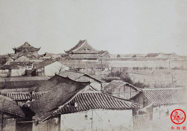 Loạt ảnh cũ quý giá nhất cuối thời nhà Thanh: Diện mạo của Tử Cấm Thành từ 160 năm trước và cuộc sống người dân được khắc họa rõ nét - Ảnh 10.