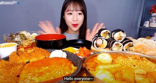 Bị dân mạng Hàn Quốc chèn ép tới khủng hoảng, nữ YouTuber Mukbang phải chấm dứt luôn sự nghiệp, xoá hết video - Ảnh 2.