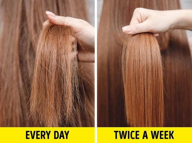 5 lỗi sai kinh điển khi gội đầu mà rất nhiều cô nàng đều mắc phải khiến mái tóc ngày càng khô xơ, kém bóng mượt - Ảnh 1.