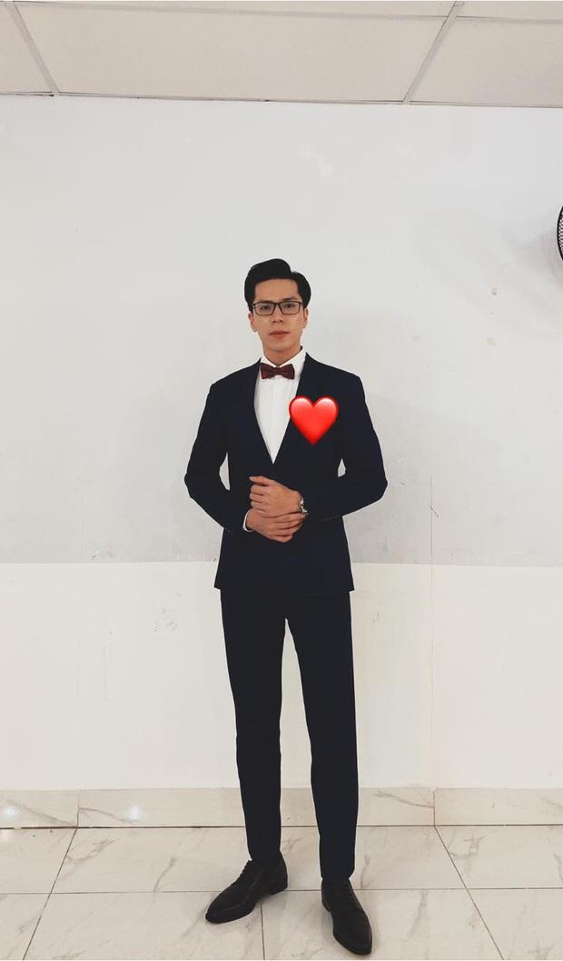 Nam chính tập cuối Người Ấy Là Ai mùa 3: Chàng MC truyền hình sở hữu ngoại hình điển trai, cao ráo - Ảnh 1.
