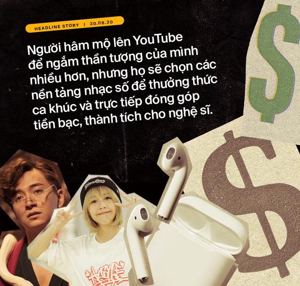 Khổ như ca sĩ Việt: đốt tiền bạc tỷ để chật vật cạnh tranh thứ hạng với BTS, BLACKPINK lẫn clip hài chế, parody trên Top Trending? - Ảnh 11.