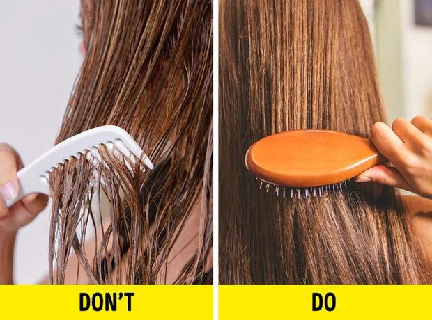 5 lỗi sai kinh điển khi gội đầu mà rất nhiều cô nàng đều mắc phải khiến mái tóc ngày càng khô xơ, kém bóng mượt - Ảnh 5.