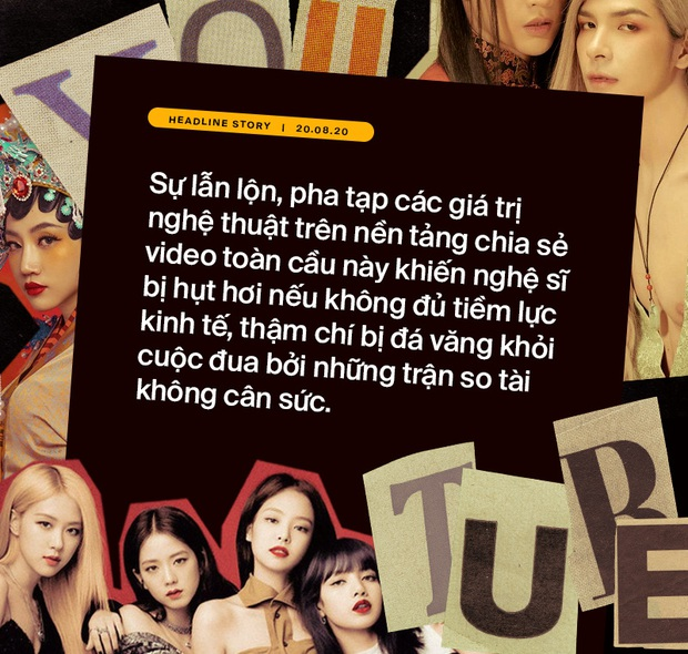 Khổ như ca sĩ Việt: đốt tiền bạc tỷ để chật vật cạnh tranh thứ hạng với BTS, BLACKPINK lẫn clip hài chế, parody trên Top Trending? - Ảnh 14.