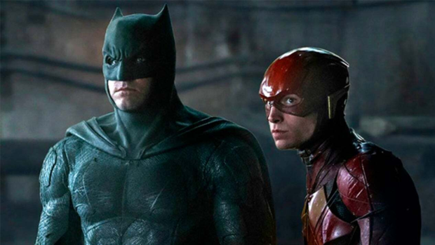 """Ben Affleck bất ngờ trở lại làm Batman, có khi nào để làm """"chỗ dựa tinh thần"""" cho The Flash? - Ảnh 3."""