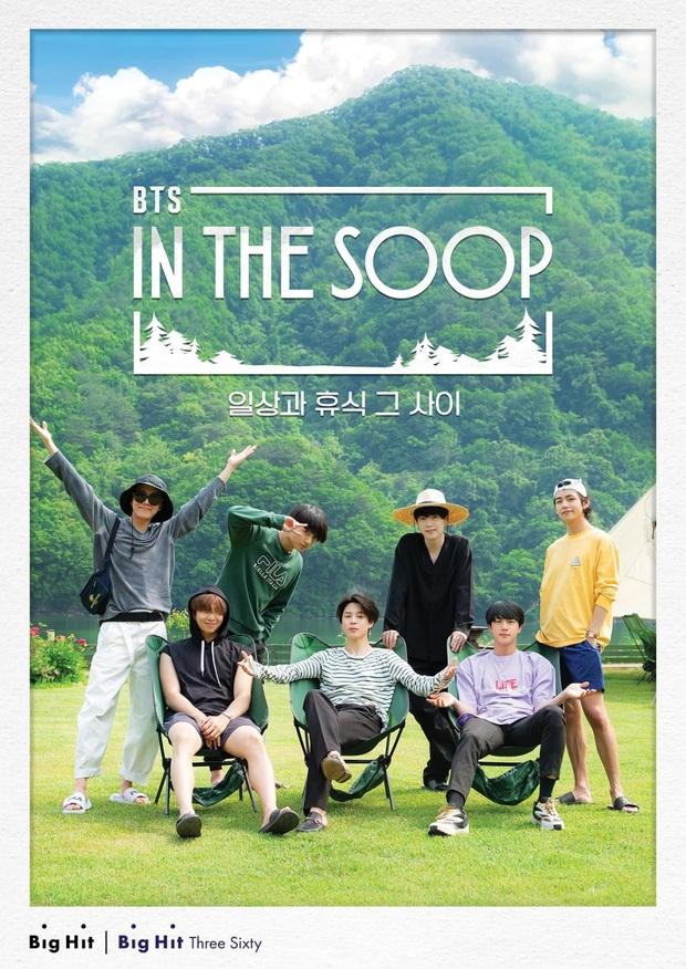 Show thực tế mới của BTS mở màn với rating khiêm tốn: Vì xem phải trả phí hay nội dung bình thường? - Ảnh 1.