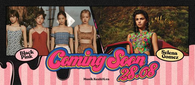 BLACKPINK tung teaser đầu tiên với Selena Gomez: Giao lưu qua... chat video khiến fan hoang mang về MV, hé lộ đoạn nhạc gây chú ý - Ảnh 9.
