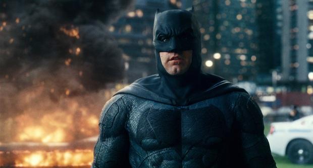 """Ben Affleck bất ngờ trở lại làm Batman, có khi nào để làm """"chỗ dựa tinh thần"""" cho The Flash? - Ảnh 2."""