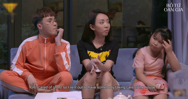 Web drama mới của Thu Trang mở đầu siêu nhây nhưng khoan đã, Võ Cảnh vừa phát ngôn câu gì giống Sếp Tùng thế? - Ảnh 3.