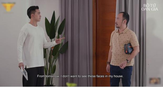 Web drama mới của Thu Trang mở đầu siêu nhây nhưng khoan đã, Võ Cảnh vừa phát ngôn câu gì giống Sếp Tùng thế? - Ảnh 7.