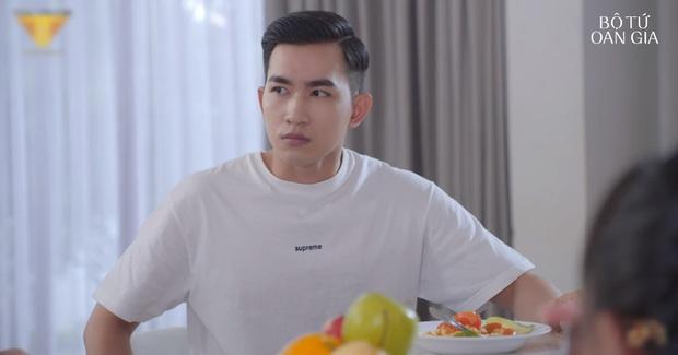 Web drama mới của Thu Trang mở đầu siêu nhây nhưng khoan đã, Võ Cảnh vừa phát ngôn câu gì giống Sếp Tùng thế? - Ảnh 9.