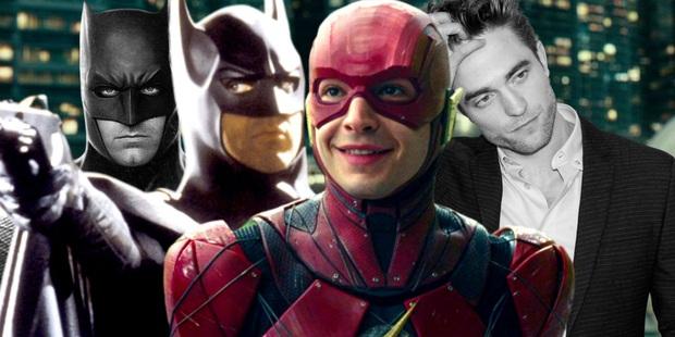 """Ben Affleck bất ngờ trở lại làm Batman, có khi nào để làm """"chỗ dựa tinh thần"""" cho The Flash? - Ảnh 8."""