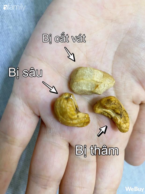 Ăn thử hạt điều siêu rẻ 100k/4-6 hộp: Ngon đấy nhưng không ngồi soi từng hạt thì cẩn thận kẻo rước bệnh vào người - Ảnh 10.