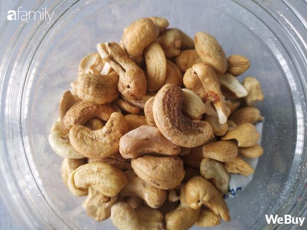 Ăn thử hạt điều siêu rẻ 100k/4-6 hộp: Ngon đấy nhưng không ngồi soi từng hạt thì cẩn thận kẻo rước bệnh vào người - Ảnh 6.