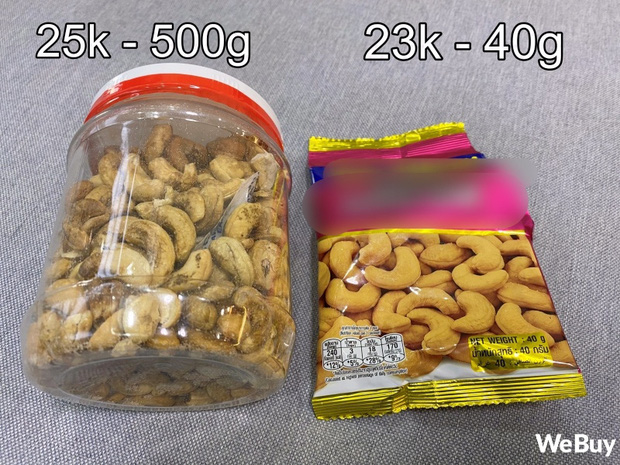 Ăn thử hạt điều siêu rẻ 100k/4-6 hộp: Ngon đấy nhưng không ngồi soi từng hạt thì cẩn thận kẻo rước bệnh vào người - Ảnh 7.
