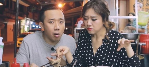 6 câu hỏi bóc phốt sở thích ăn uống của Trấn Thành - thế lực mới của làng food blogger tại Việt Nam - Ảnh 9.