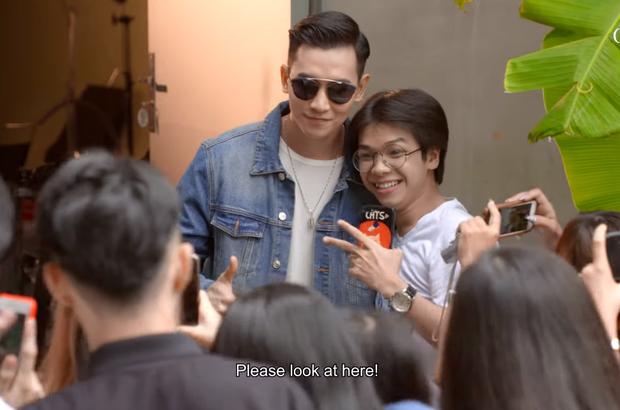 Web drama mới của Thu Trang mở đầu siêu nhây nhưng khoan đã, Võ Cảnh vừa phát ngôn câu gì giống Sếp Tùng thế? - Ảnh 1.