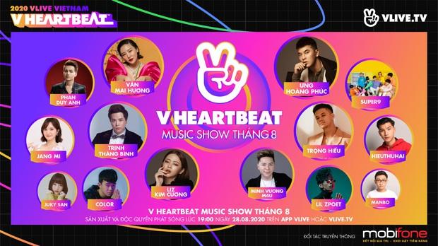 Dàn sao Việt và thí sinh King Of Rap sẽ cùng nhau đổ bộ sự kiện âm nhạc đáng mong đợi tháng 8! - Ảnh 1.