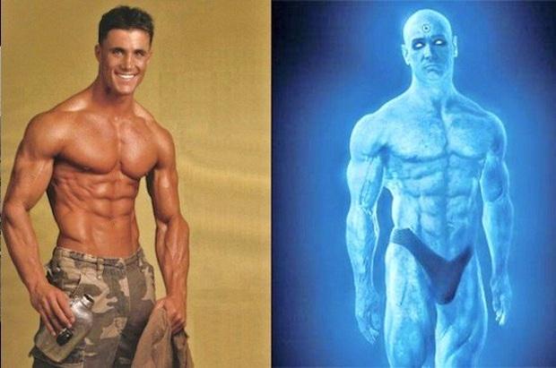 Đóng bom tấn lại lười tập gym, 5 sao Hollywood triệu hồi múi giả: Nhìn body của Will Smith mà tức á! - Ảnh 4.
