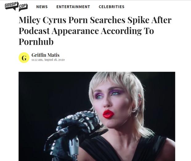 Thì thầm Hollywood: Miley lọt top tìm kiếm web 18+, Taylor Swift định cưới online, vợ Justin Bieber muốn tạm dừng cuộc hôn nhân? - Ảnh 7.