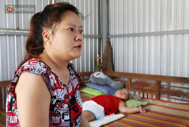 Bé trai 3 tuổi co giật rồi nằm bất động một chỗ, người mẹ khóc cạn nước mắt giành sự sống từng ngày cho con - Ảnh 3.
