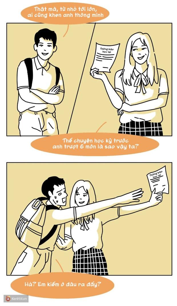 9/10 tra nam đều dùng chung cả loạt câu nói dối, con gái nhớ biết đường mà cảnh giác - Ảnh 20.