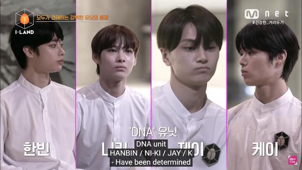 Hanbin (Việt Nam) thăng hạng sau bài kiểm tra BTS tại I-LAND: Nhân cách và thái độ được giám khảo khen ngợi - Ảnh 1.