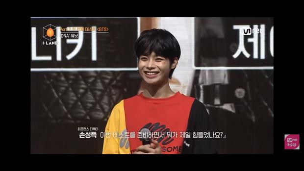 Hanbin (Việt Nam) thăng hạng sau bài kiểm tra BTS tại I-LAND: Nhân cách và thái độ được giám khảo khen ngợi - Ảnh 8.