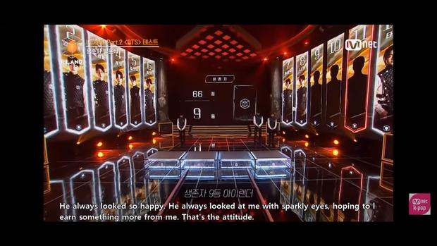 Hanbin (Việt Nam) thăng hạng sau bài kiểm tra BTS tại I-LAND: Nhân cách và thái độ được giám khảo khen ngợi - Ảnh 9.