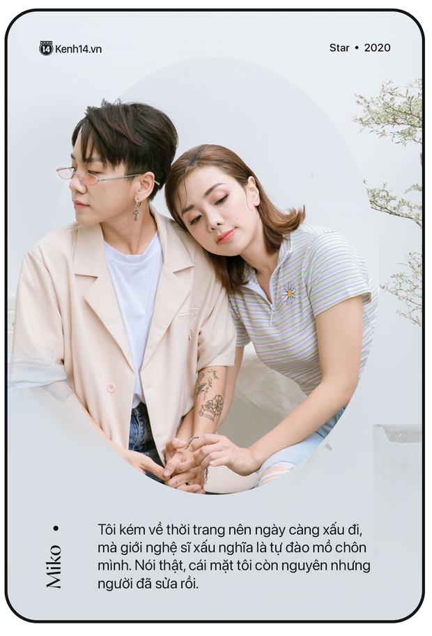 Gặp Miko Lan Trinh và bạn trai chuyển giới: Ra ngoài tôi sẽ nói chuyện hẹn hò anh là thật, còn về nhà tôi phải thuyết phục mẹ đây là PR - Ảnh 7.