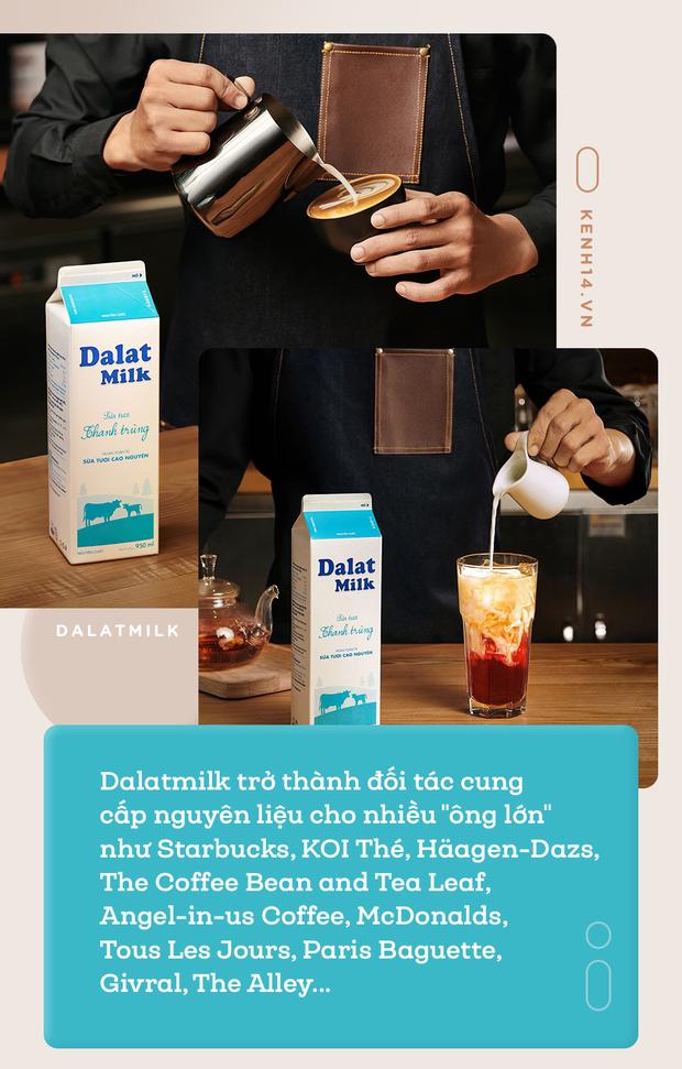 Bao bì xinh xắn trendy lại được các ông lớn ngành F&B quốc tế tin tưởng - tưởng xa lạ nhưng lại là thương hiệu sữa Việt Nam ai cũng biết! - Ảnh 4.