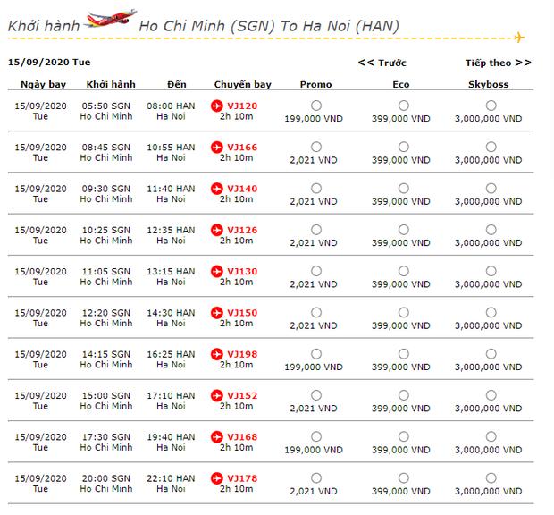 Giá vé máy bay đồng loạt giảm kỷ lục, nhiều chặng bay có mức giá khởi điểm chỉ từ 2.000 đồng - Ảnh 1.
