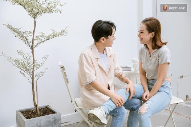 Gặp Miko Lan Trinh và bạn trai chuyển giới: Ra ngoài tôi sẽ nói chuyện hẹn hò anh là thật, còn về nhà tôi phải thuyết phục mẹ đây là PR - Ảnh 6.