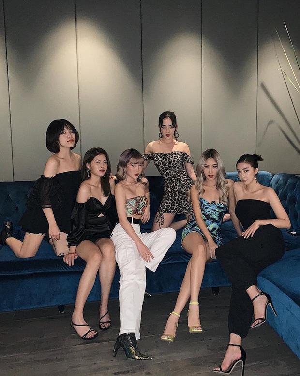 """Vắng Quỳnh Anh Shyn, hội bạn của Chi Pu kết nạp thành viên mới: Thì ra cũng là """"nàng thơ"""" đình đám Vbiz? - Ảnh 5."""
