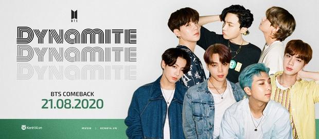 Dynamite của BTS chính thức đạt top 1 trending Việt Nam sau 14 tiếng: thành tích kém xa BLACKPINK, thậm chí thua cả chính mình? - Ảnh 7.