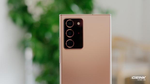 Trải nghiệm quay video 8K trên Galaxy Note20: Xuất sắc đến từng chi tiết - Ảnh 1.