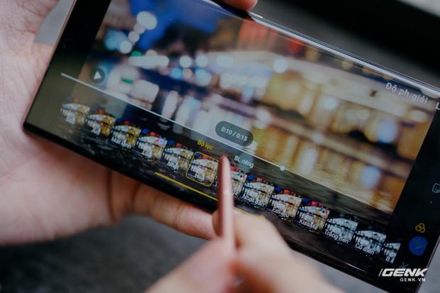 Trải nghiệm quay video 8K trên Galaxy Note20: Xuất sắc đến từng chi tiết - Ảnh 8.