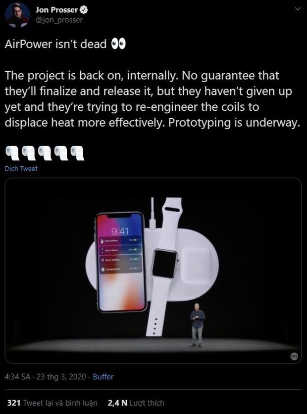 Xuất hiện video tháo rời AirPower, Apple sẽ hồi sinh bộ sạc không dây này? - Ảnh 5.
