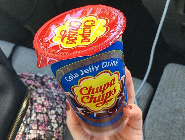 """Thức uống vị kẹo mút Chupa Chups mới xuất hiện tại Nhật Bản, dân tình nói nhỏ: """"Chỉ sợ ngọt khé cổ thôi!"""" - Ảnh 2."""