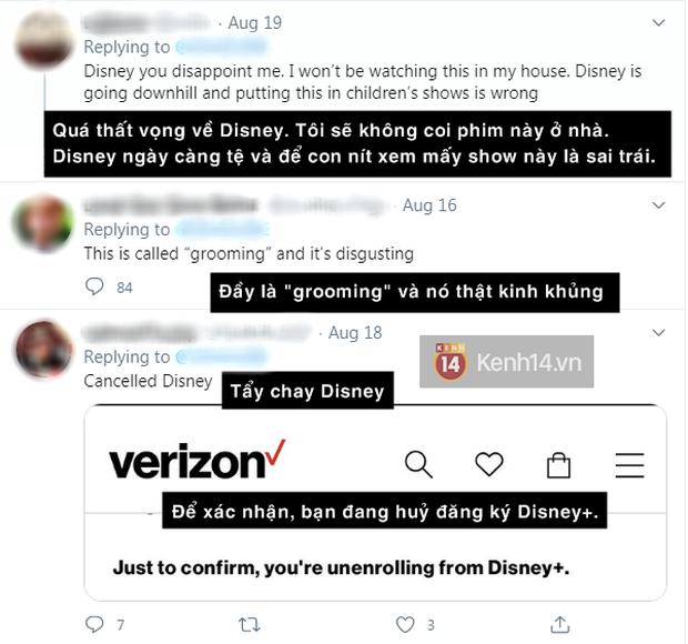 Disney ra mắt nhân vật song tính đầu tiên, khán giả nửa thích thú - nửa đùng đùng đòi chuyển kênh - Ảnh 8.