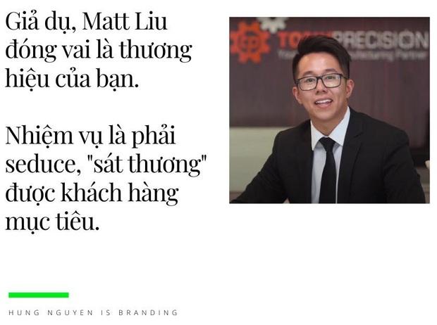 Chuyên gia Marketing gói chuyện tình Hương Giang - Matt Liu thành bài học chốt sale, đăng cho vui ai ngờ lại cực viral trên MXH - Ảnh 1.