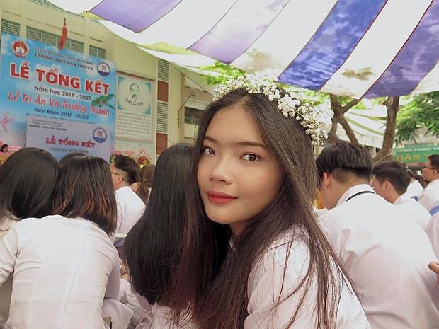 Thêm 1 cô cháu gái của Trang Nhung ghi danh Hoa hậu Việt Nam: Mới 2k2 đã cao 1m74, nhan sắc lạ và body khiến hội 9x e dè - Ảnh 2.