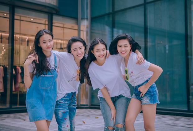 Thêm 1 cô cháu gái của Trang Nhung ghi danh Hoa hậu Việt Nam: Mới 2k2 đã cao 1m74, nhan sắc lạ và body khiến hội 9x e dè - Ảnh 6.